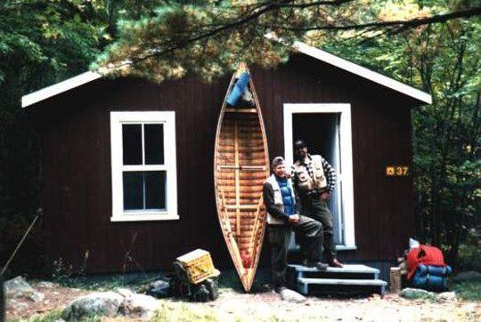 Pebbleloggitch Camp: Photo Credit: Jim Todd