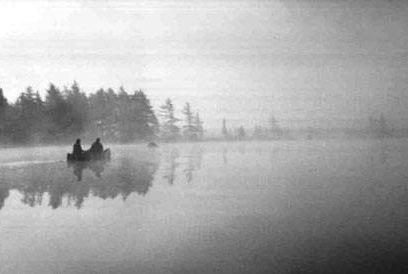 May morning on the Shelburne, between Granite Falls and Pebbleloggitch Lake: Photo Credit: Jim Todd