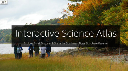Interactive Science Atlas - Southwest Nova Biosphere