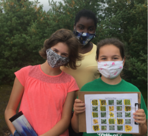 Youth at Annapolis Sand barrens