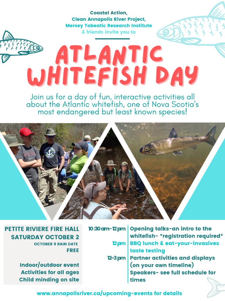 Atlantic Whitefish Day